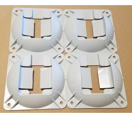 SOLO SENSOR MOUNTING PLATES SET OF 4
